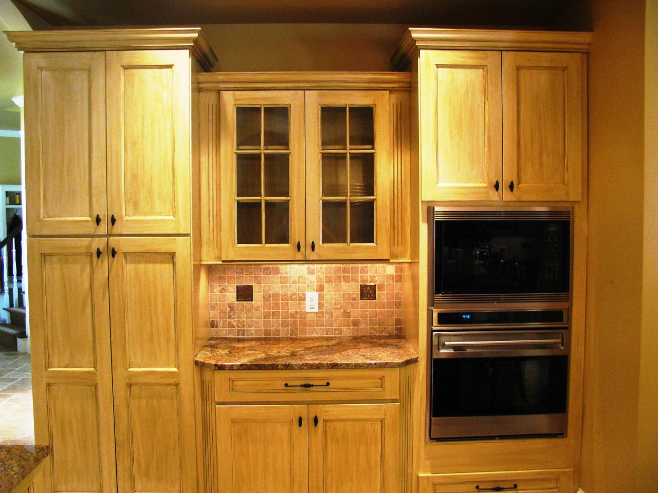 Restoration specialists inc cabinet refinishing for Cabinet refinishing
